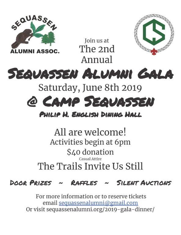 SAA Gala Poster -- 2019